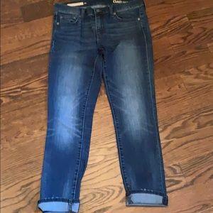 Gap Girlfriend Style Jeans